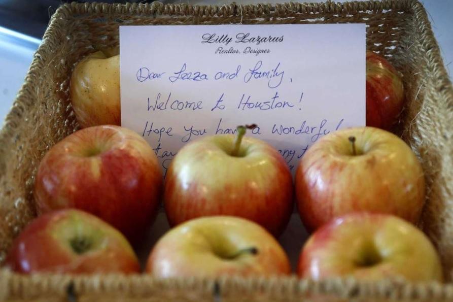 Epler fra host-1