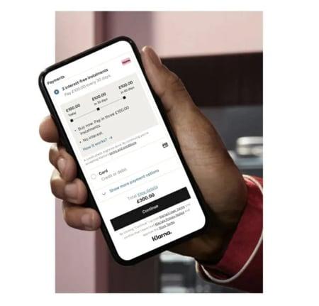 Klarna mobil pay